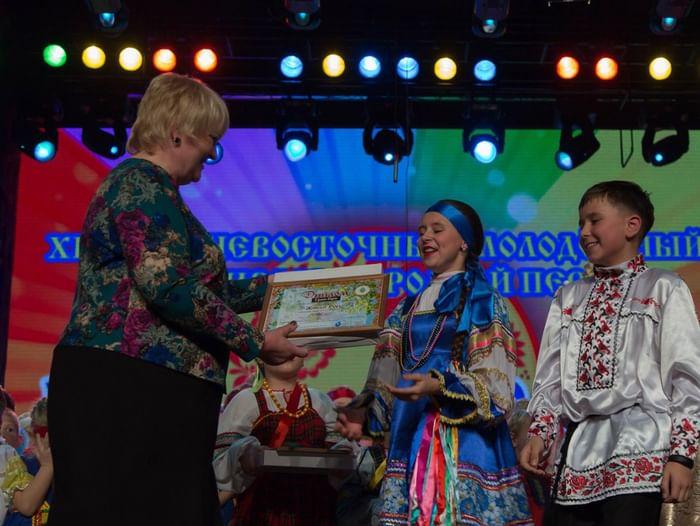 Фестиваль народной песни «Живая Русь»