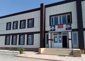 Регитинский дом культуры Курчалоевского района