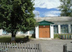 Ярковской сельский клуб