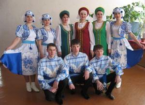 Перещепянский сельский клуб