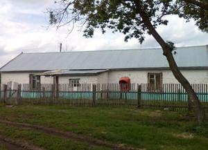 Сельский клуб п. Песчаный Дол