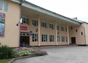 Районный дом культуры с. Менчереп