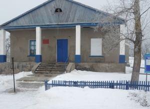 Старотолучеевский сельский клуб