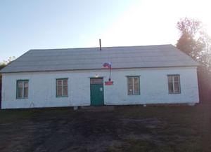 Введенский сельский клуб