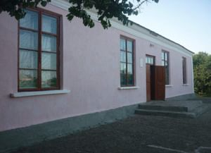 Бородинский сельский клуб