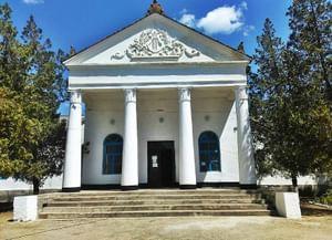 Завет-Ленинский дом культуры