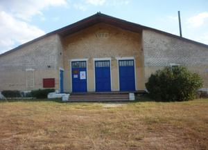 Солонцовский сельский клуб