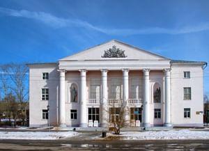 Районный дом культуры г. Данков