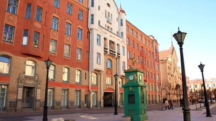 Дворец учащейся молодежи Санкт-Петербурга
