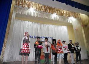 Калининский сельский клуб