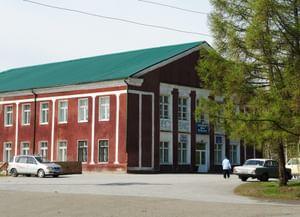 Городской дом культуры г. Колпашево