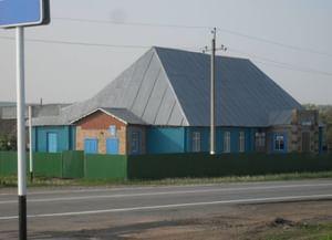 Болгарский сельский дом культуры