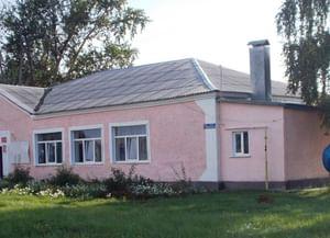 Горожанский сельский клуб