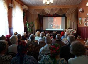 Дом культуры ветеранов г. Богучар