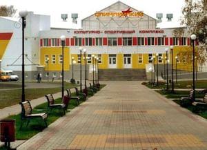 Культурно-спортивный комплекс с. Тербуны