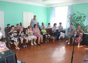 Ефимовский сельский клуб