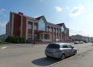 Районный дворец культуры Александро-Невского района