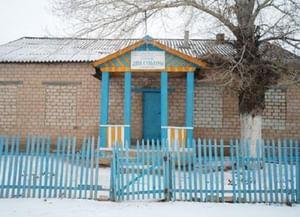 Бекмурзинский сельский клуб