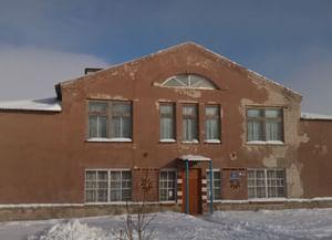 Красномолотовский сельский клуб