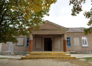 Новокленовский сельский клуб
