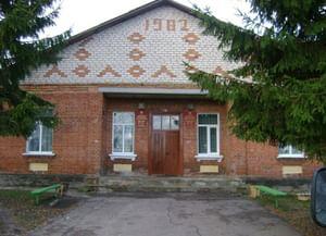 Дом культуры с. Малая Топаль