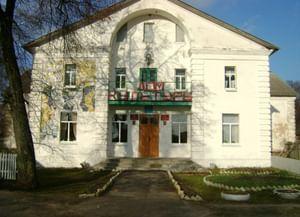 Дом культуры с. Великая Топаль
