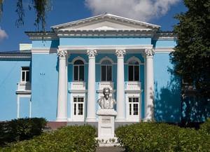 Городской Дом культуры г. Новозыбкова
