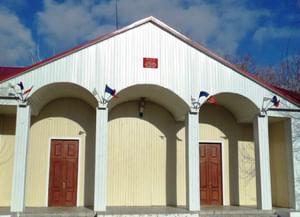 Сельский дом культуры с. Квашино