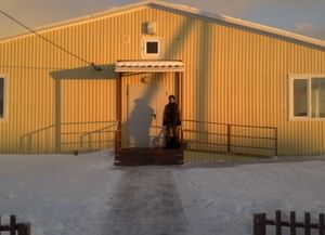 Дом культуры деревни Пылемец