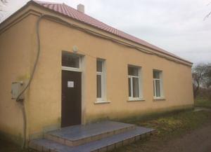 Дом культуры п. Зеленое