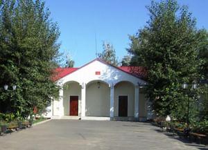 Сельский дом культуры с. Солонцы