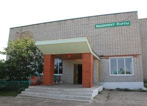 Ямашурминский сельский дом культуры