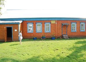 Уньбинский сельский клуб