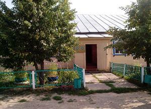Юртышский сельский клуб
