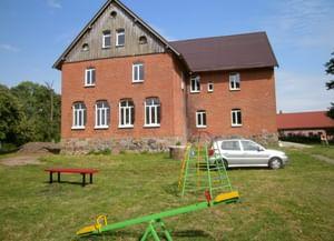 Дом культуры п. Новая Деревня