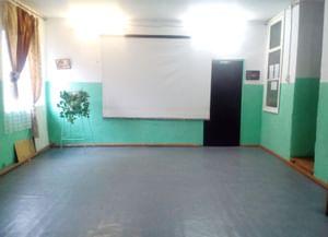 Дом культуры п. Заливино