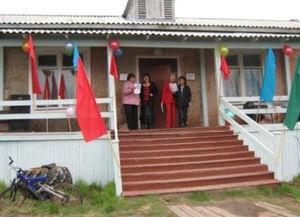 Дом культуры села Канчалан
