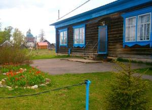 Тороповский сельский клуб