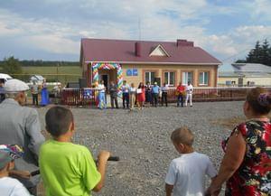 Бибаево-Челнинский сельский клуб