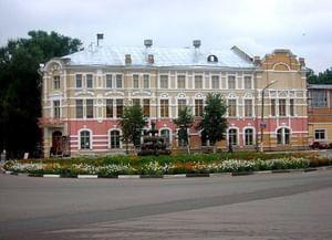 Дом культуры города Клинцы