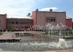 Районный культурно-досуговый комплекс