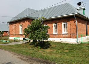 Сунгуровский сельский клуб