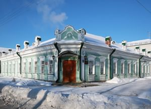 Дом народного творчества г. Тобольск