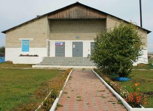 Горюновский дом культуры