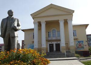 Дом культуры «Горняк» п. Темиртау
