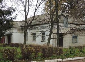 Госплемстанский сельский клуб