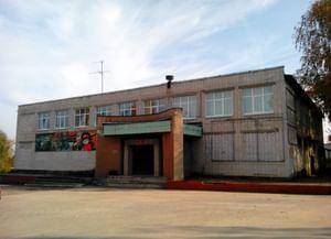 Дом культуры с. Шёлокша