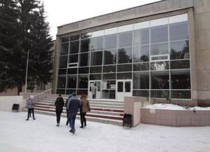 Дом культуры санатория «Лесники»