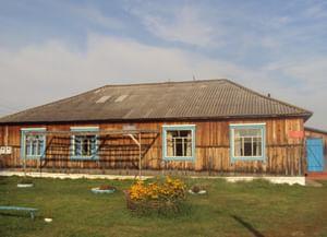 Курьинский сельский клуб-филиал