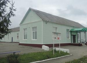 Сельский Дом культуры с. Шедок